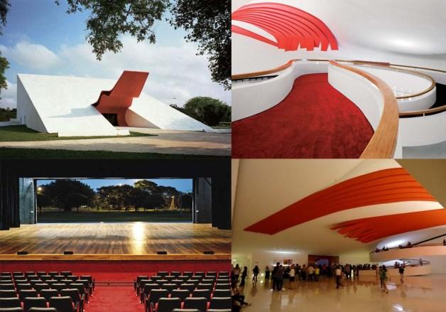 Auditório do Ibirapuera - São Paulo