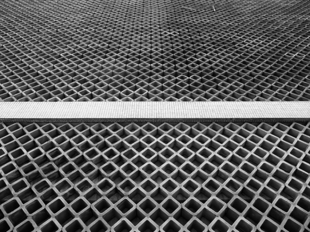 cobogó de concreto